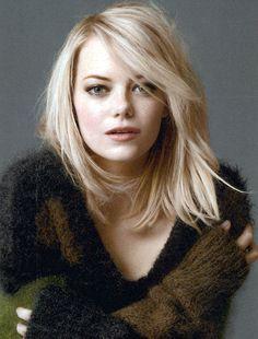 Emma Stone - Fall Fair Skin Look