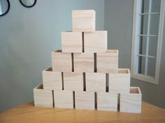 flowers in a wooden boxes cebterpieces   Wooden Boxes Wedding Centerpieces UNFINISHED Flower Planter Organizer ...