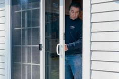 How to Fix a Sliding Door-Go from sticky to smooth in a few easy steps
