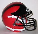 Troy Warriors Schutt Mini Helmet - Fullerton, CA
