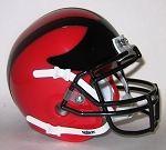 Troy Warriors Schutt Mini Helmet - Fullerton, CA