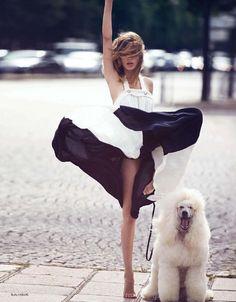 Parisiennes: Vogue Paris September 2013