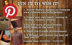 Buffalo Jackson pin2win