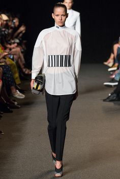 Spring 2015 Ready-to-Wear - Alexander Wang