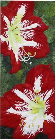 Amaryllis by Sarah Ann Smith