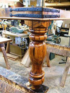 Barn Wood Farmhouse Table