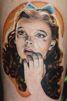 Fancy - Tattoo Inspiration - Worlds Best Tattoos :Wizard of Oz Tattoo: