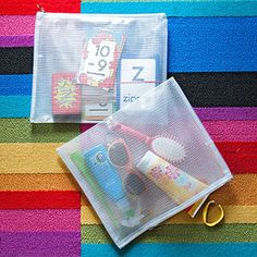 Organizing Tips for a Smarter School Year: Road-Ready Kits (via Parents.com)