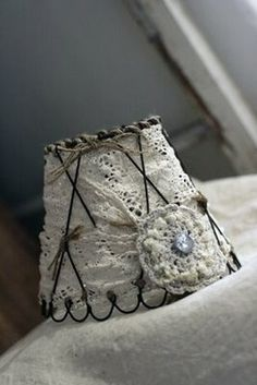 wire and lace