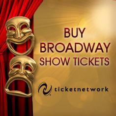 Buy Broadway Show Tickets ticket deal, theater ticket