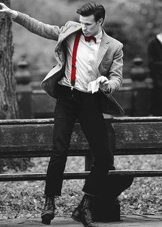 Doctor Who - Matt Smith.