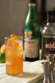 Cocktail Recipe: The Drambuie Collins recommendations
