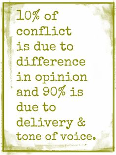 How do you handle conflict? Join the discussion by clicking on this image, and share your thoughts.