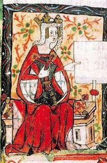 Empress Matilda (1102 - 1167). After her brother died and her father failed to have a son with his second wife, he made the barons swear to honor Matilda as queen after his death. She was married first to Emperor Henry V and then to Geoffrey, Count of Anjou, who was the father of her son, Henry II. She briefly held power in 1141. She fought against her cousin, Stephen, for the throne, but lost. In 1153 Stephen was forced to accept her son as his heir, and she lived to see him crowned king.
