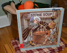 food, stone soup preschool, preschool style