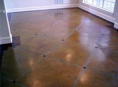 stained concrete | Stained concrete floor