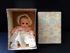 1956 VOGUE GINNETTE MINT IN BOX DOLL