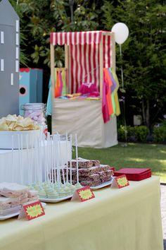 ideas para una fiesta de cumpleaños infantil