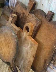 Antique Bread Boards
