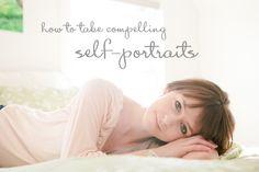 compel selfportrait, portrait challeng, self portraits, portrait project
