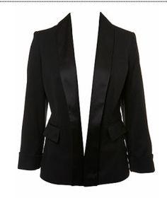 womens tuxedo jacket - Google Search