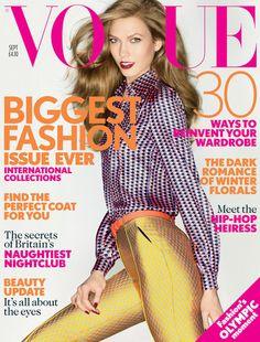 Karlie Kloss / Vogue cover