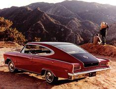 1965 Rambler Marlin.