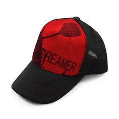 Robot Screamer 1 Trucker Hat now featured on Fab.