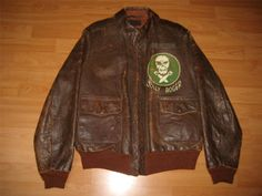 Jolly Roger Flight Jacket