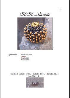 Les Perles de Vinjuleve with tutorial