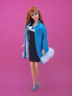 1967 Twist N Turn Barbie