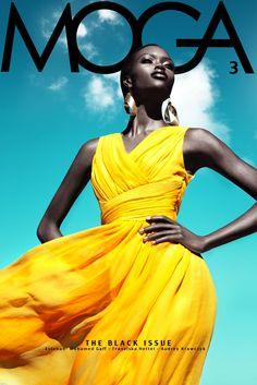 MOGA magazine
