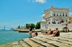 tagus river, europ, place, rivers, portugal, portug sit, lisboa, beauti lisbon, wanderlust