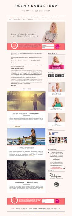 Website design inspi