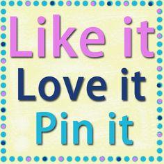 Loving Pinterest!