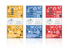 RNLI packaging design – biscuits