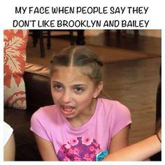 Instagram brooklyn and bailey mcknight