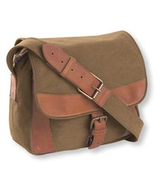 LL Bean  Messenger Bag for Travel