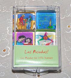 Very cute posada magnet set!