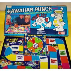 games, memori, thing rememb, hawaiian punch, childhood favorit, hawaiin punch, hawaiian theme, 80s toy, punch game