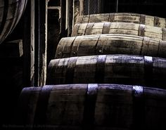 """Shot this in Kentucky earlier this year, and I'm offering a free 11"""" X 14"""" print of """"The Rickhouse"""" with every order from the WhiskyCast Photo Gallery during September to celebrate Bourbon Heritage Month!"""
