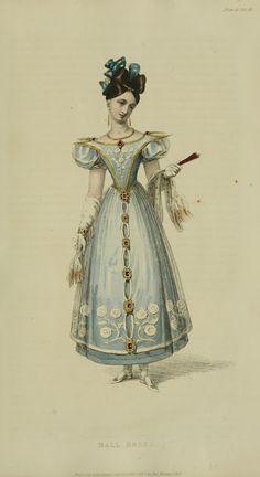 Fabulous!  1828 Ackermann's Repository