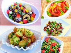 Five salads... from your PRESSURE COOKER!