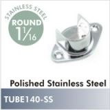 Stainless flange open $15.00