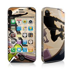 iPhone 4 Skin - Dogtown by DecalGirl Collective