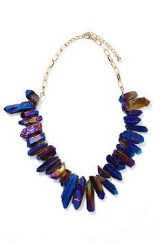 Crystal Galaxy Necklace