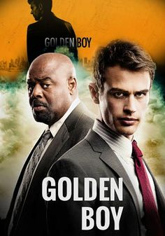 Golden Boy (TV Series) Season 1 I have viewed many TV series, believed this had great potential if it was not cancelled before the storyline took off in a new direction. I really loved this TV series.