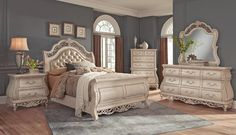 Marquis II Bedroom Collection | Furniture.com