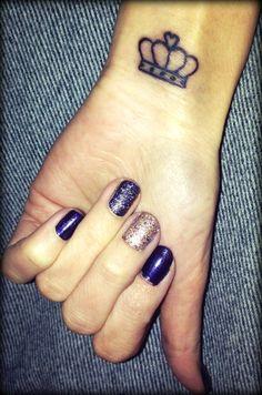 My Crown Tattoo :-)