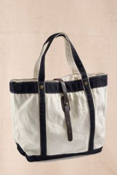 Canvas 1963 Washed Tote from Lands' End Canvas